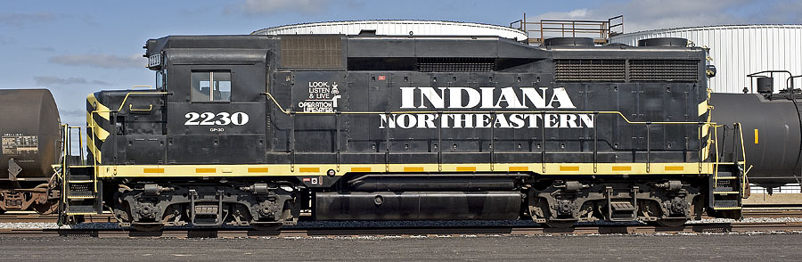 Indiana Northeastern engine