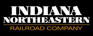 Indiana Northeastern Railroad Company logo